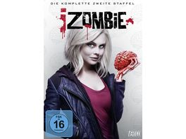iZombie Staffel 2 4 DVDs