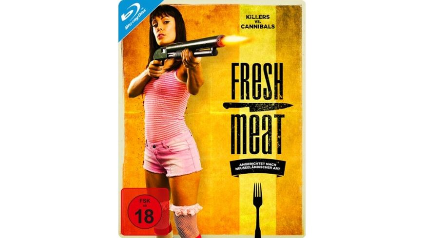 Fresh Meat Steelbook