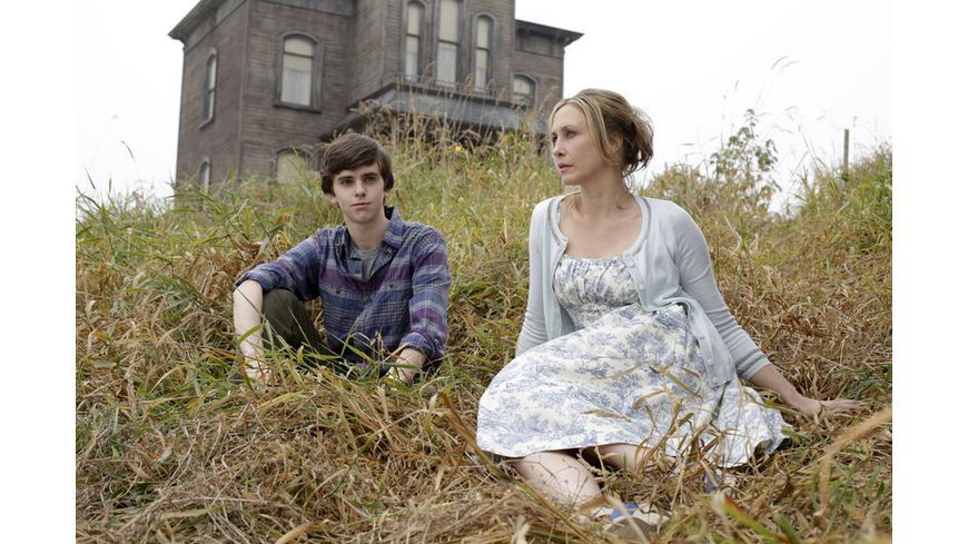 Bates Motel Season 1 3 DVDs