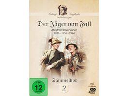 Der Jaeger von Fall Die Ganghofer Verfilmungen Sammelbox 2 Filmjuwelen 3 DVDs