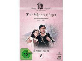 Der Klosterjaeger Die Ganghofer Verfilmungen 2 DVDs