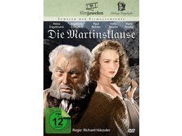 Die Martinsklause Die Ganghofer Verfilmungen