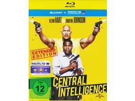 Central Intelligence Extended Edition
