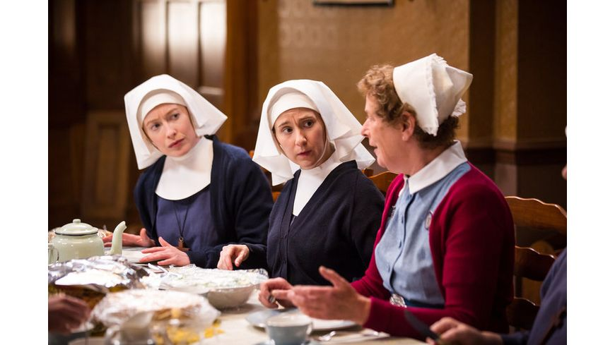 Call the Midwife Staffel 5 3 DVDs