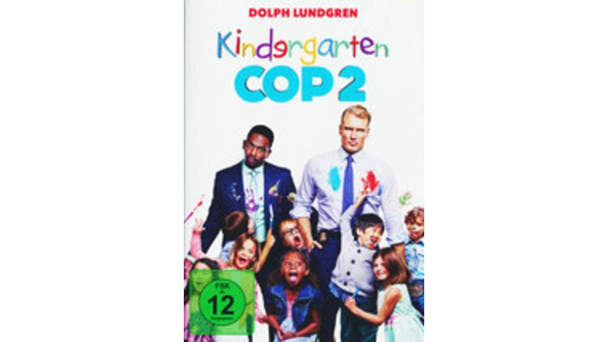 Kindergarten Cop 2