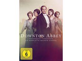 Downton Abbey Staffel 6 4 DVDs