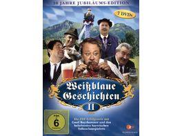 Weissblaue Geschichten Box 2 7 DVDs