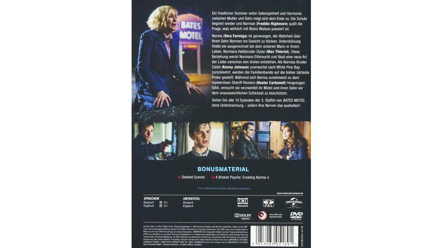 Bates Motel Season 3 3 DVDs
