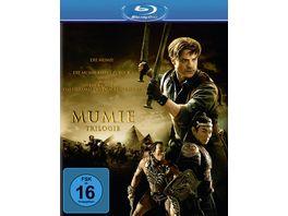 Die Mumie Trilogy 3 BRs