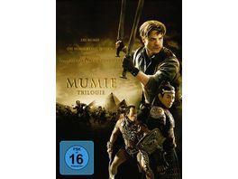 Die Mumie Trilogy 3 DVDs