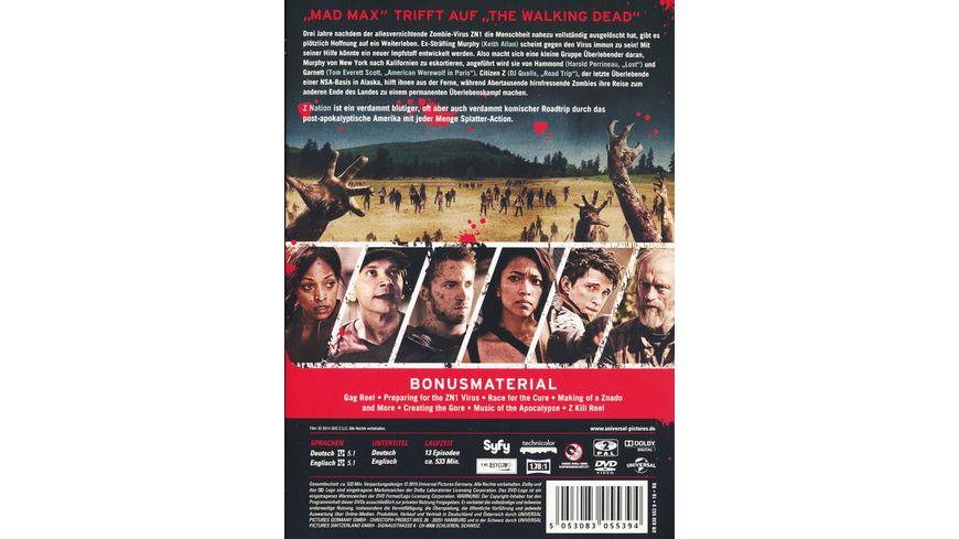 Z Nation Staffel 1 3 DVDs