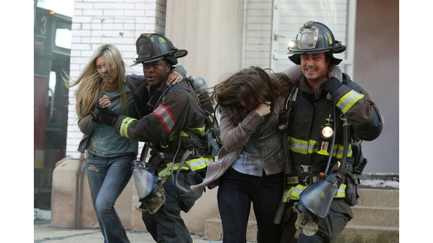 Chicago Fire Staffel 3 6 DVDs