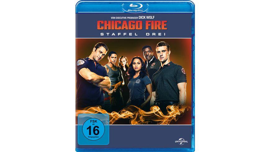 Chicago Fire Staffel 3 6 BRs