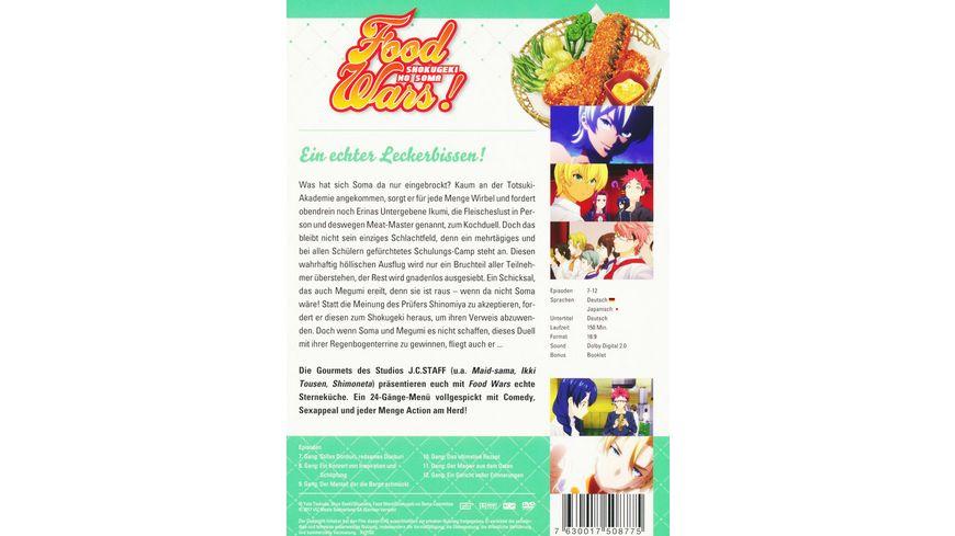 Food Wars Shokugeki no Soma Vol 2 Ep 7 12