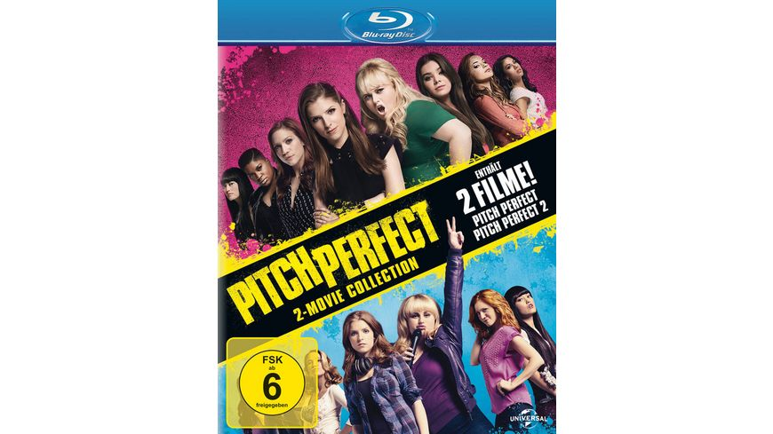 Pitch Perfect 1 2 Box 2 BRs