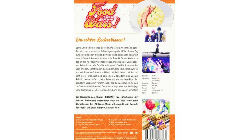 Food Wars Shokugeki no Soma Vol 3 Ep 13 18