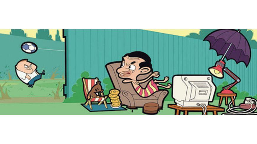 Mr Bean Die Cartoon Serie Die komplette 1 Staffel 6 DVDs