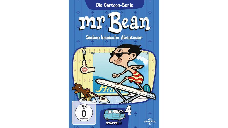 Mr Bean Die Cartoon Serie Staffel 1 Vol 4