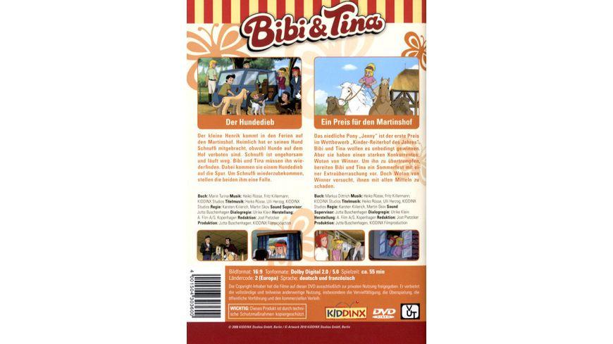 Bibi und Tina Ein Preis fuer den Martinshof Der Hundedieb