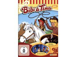 Bibi und Tina Das Western Turnier Das Pferd in der Schule