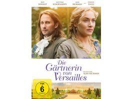 Die Gaertnerin von Versailles