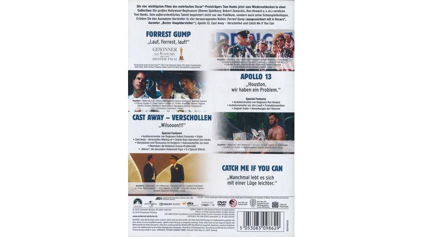 Tom Hanks Box 4 DVDs