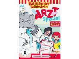 Benjamin Bluemchen Arzt Special