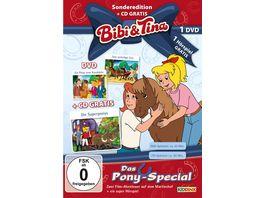 Bibi und Tina Pony Special Hoerspiel CD