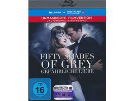Fifty Shades of Grey Gefaehrliche Liebe