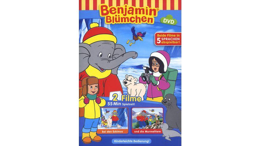 Benjamin Bluemchen Bei den Eskimos Und die Murmeltiere