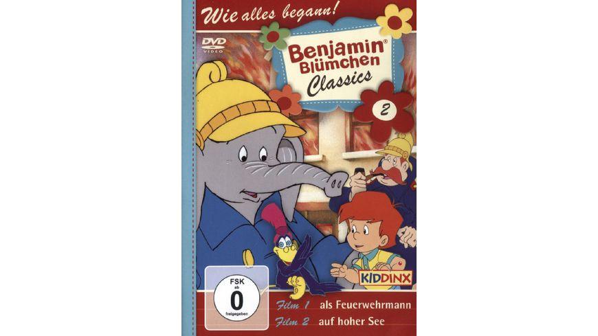 Benjamin Bluemchen Classics 2 Als Feuerwehrmann Auf hoher See