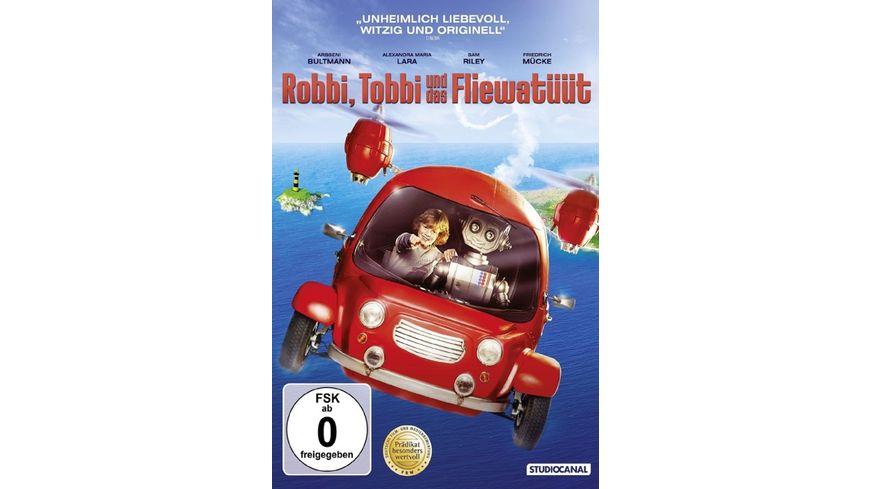 robbi tobbi und das fliewatüüt film
