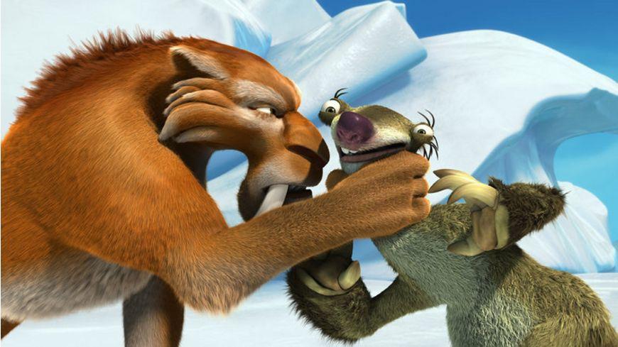 Ice Age 2 Jetzt taut s