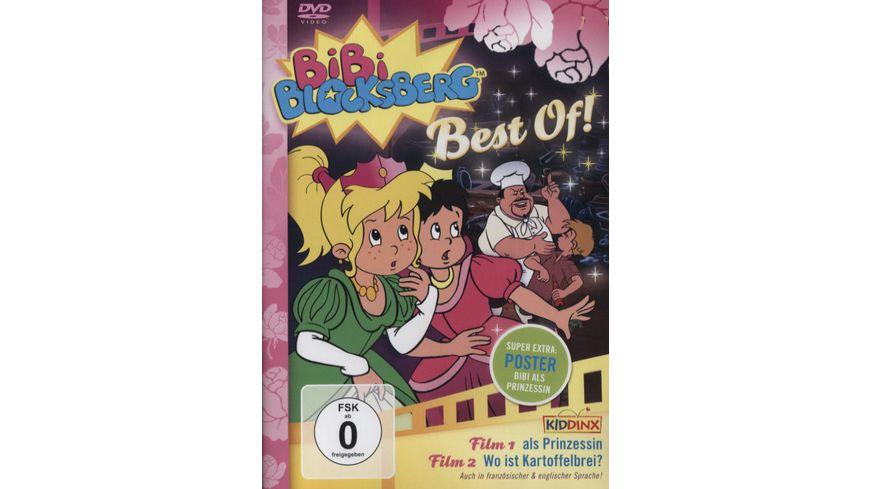 Bibi Blocksberg Best Of Bibi als Prinzessin Wo ist Kartoffelbrei