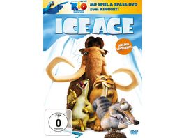 Ice Age Rio Activity Disc