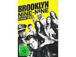Brooklyn Nine Nine Season 1 4 DVDs