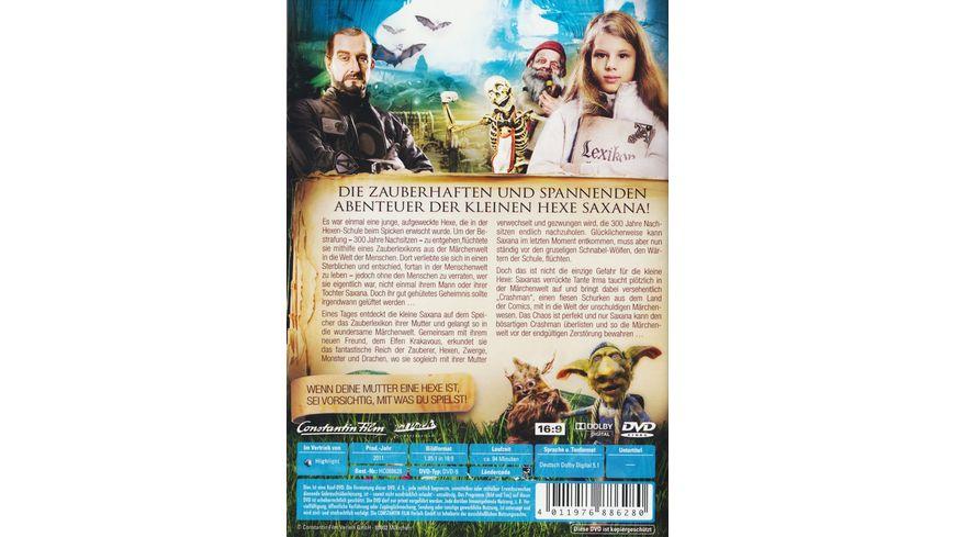 Saxana und die Reise ins Maerchenland