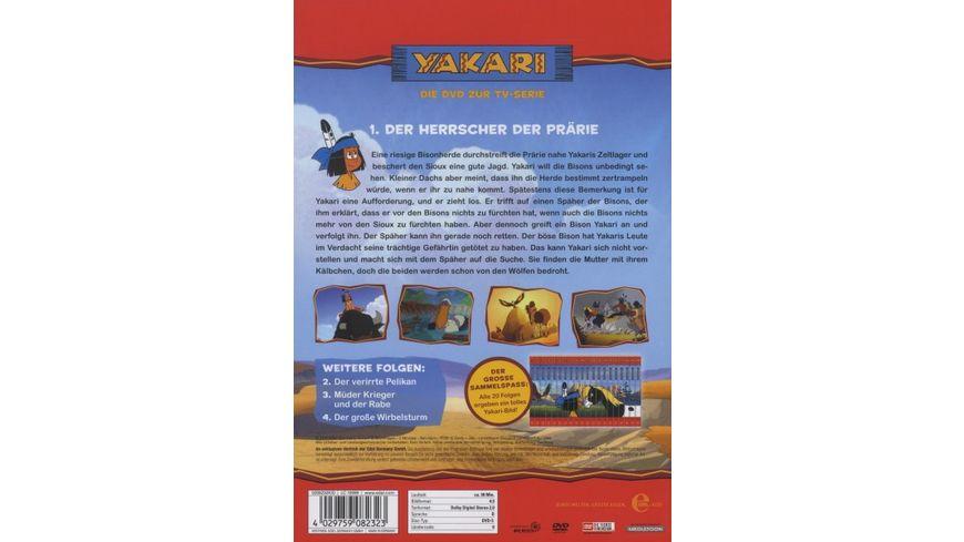 Yakari Folge 12 Der Herrscher der Praerie