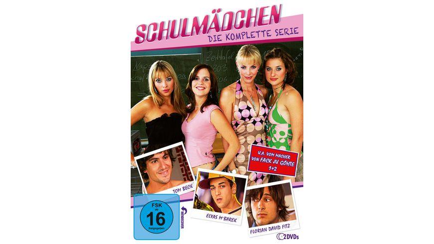 Schulmaedchen Die komplette Serie 2 DVDs