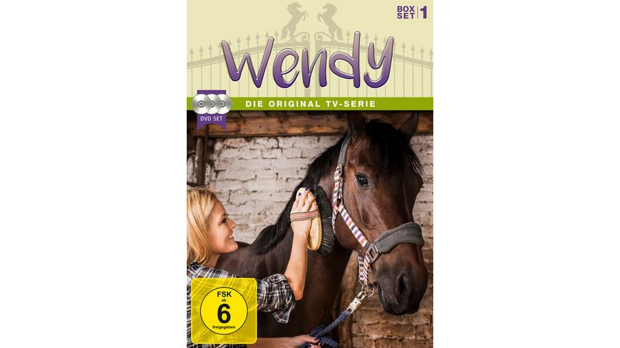 Wendy Die Original TV Serie Box 1 3 DVDs