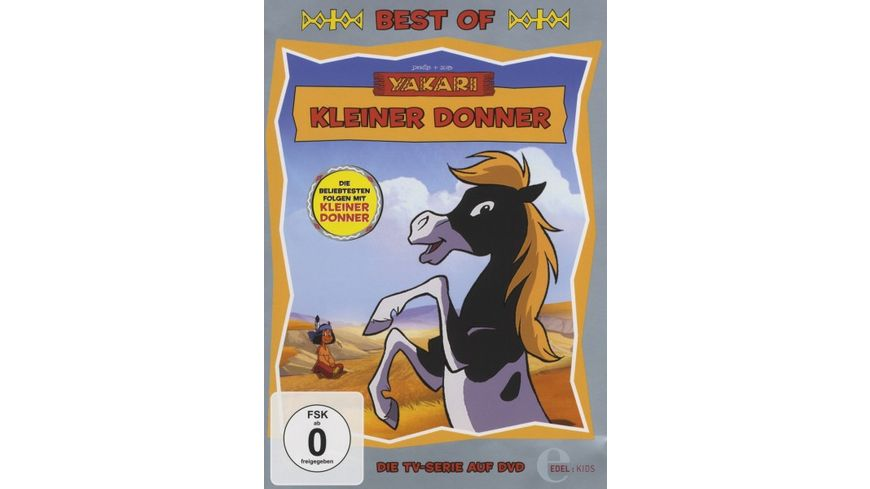 Yakari Best Of Kleiner Donner