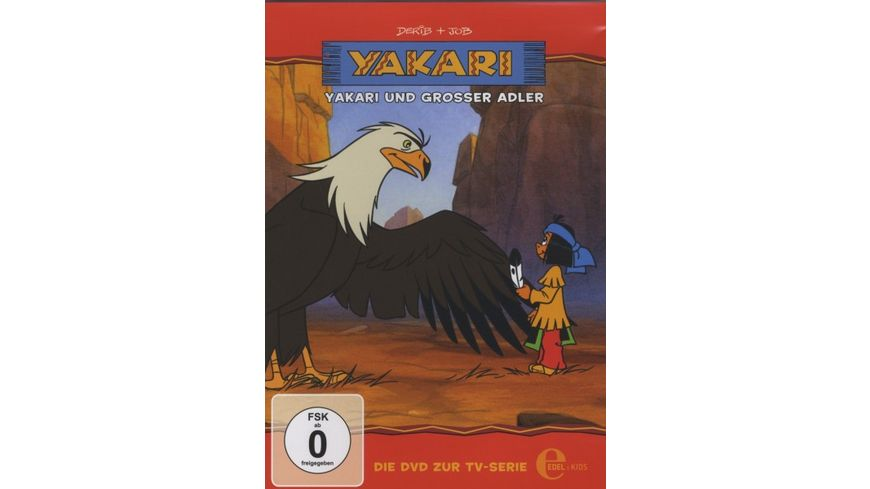 Yakari Folge 1 Yakari und der grosse Adler