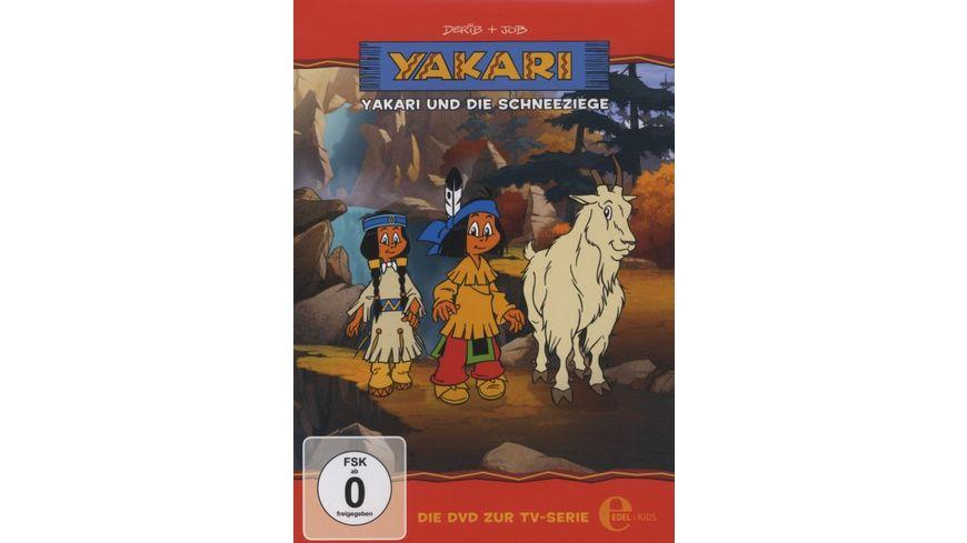 Yakari Folge 2 Yakari und die Schneeziege