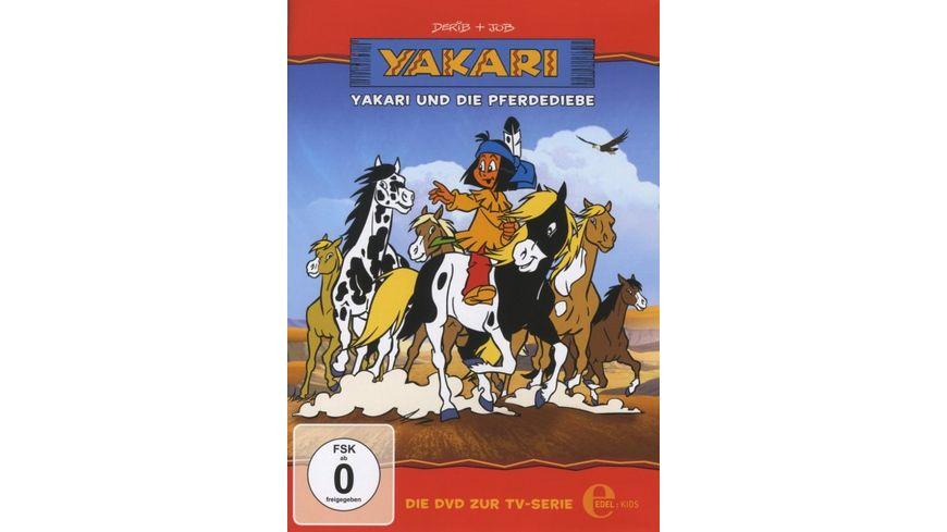 Yakari Folge 9 Yakari und die Pferdediebe