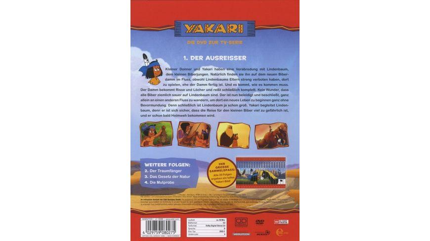 Yakari Folge 10 Der Ausreisser