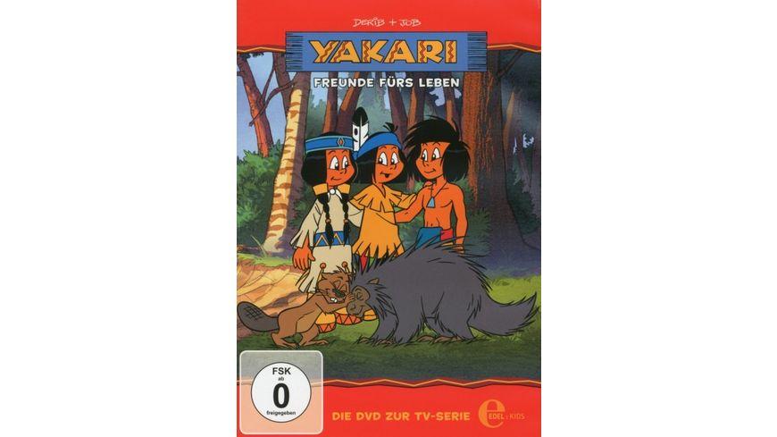 Yakari Folge 5 Freunde fuers Leben