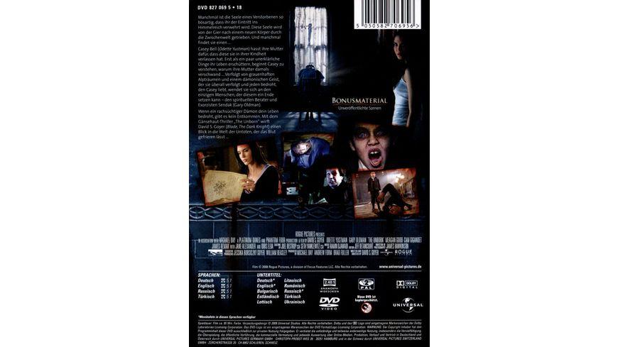 The Unborn Ungekuerzte Fassung 2 DVDs