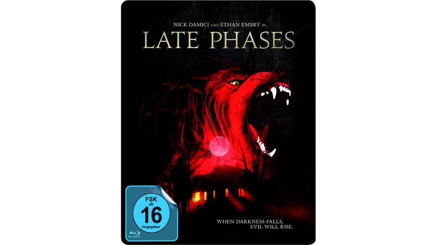 Late Phases Steelbook