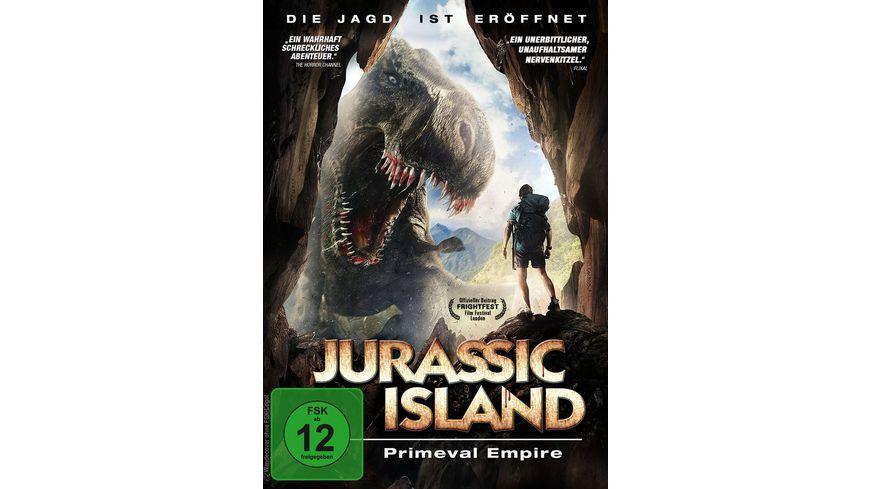 Jurassic Island Primeval Empire