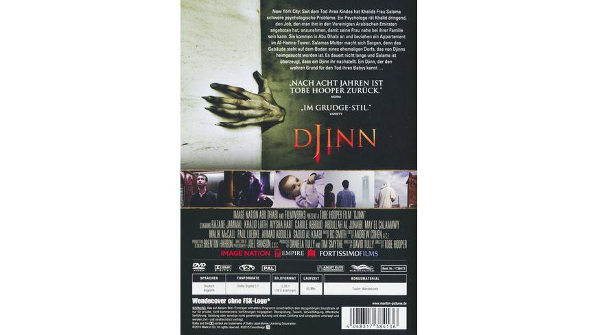 Djinn Des Teufels Brut